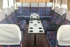 小型バス 内装